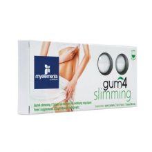 My Elements Gums for Slimming Τσίχλα για Αύξηση της Αίσθησης Κορεσμού 10τσίχλες
