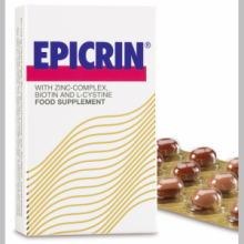 DEKAZ - EPICRIN CAPSULES 30caps