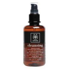 APIVITA - CLEANSING Τονωτική Λοσιόν Καθαρισμού για Κανονικές/Ξηρές Επιδερμίδες με μέλι & πορτοκάλι 200ml