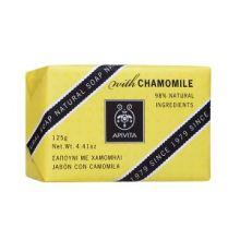 Apivita Natural Soap Σαπούνι με χαμομήλι 125g