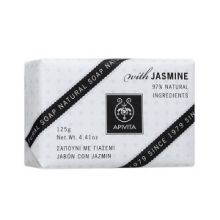 Apivita Natural Soap Σαπούνι με γιασεμί 125g