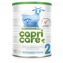 Capri Care 2 Κατσικίσιο Γάλα για Βρέφη μετά των 6 Μηνών 400gr