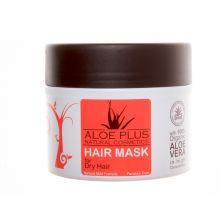 Aloe Plus Μάσκα για Ξηρά Μαλλιά 200ml