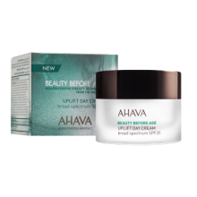 Ahava Uplift Day Cream SPF20 Κρέμα που συσφίγγει το χαλαρό δέρμα και επαναφέρει την ελαστικότητα 50ml
