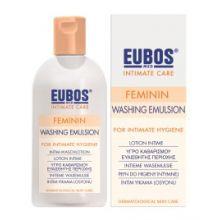 Eubos Feminin Liquid  Υγρό Καθαρισμού Ευαίσθητης Περιοχής 200ml