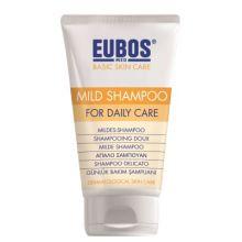 Eubos Mild Daily Shampoo Απαλό σαμπουάν ιδανικό για την καθημερινή φροντίδα κάθε τύπου μαλλιών 150ml
