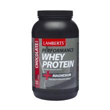 Lamberts Whey Protein με Γεύση Σοκολάτας 1000gr