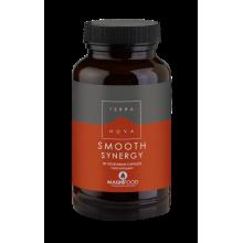 Terranova Smooth Synergy Αποτελεσματική Φυσική λύση για την Αϋπνία 50caps