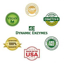 Dynamic Enzymes Clean E-Z Candida 60caps