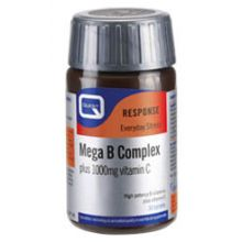 Quest - MEGA B Complex plus 1000mg vitamin C