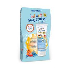 Frezyderm Infant Sun Care Αντηλιακό Γαλάκτωμα Προσώπου & Σώματος για Νήπια SPF50 100ml + 50ml ΔΩΡΟ