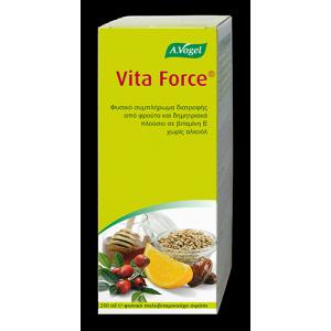 A.Vogel Vitaforce Βιταμινούχο Σιρόπι για Ενέργεια και Τόνωση 200ml